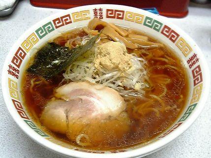まむしスタミナ麺
