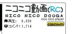 ニコニコ動画 PREMIUM会員