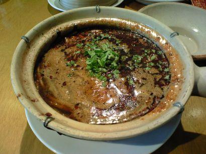 ドラゴン紅の煮込み担々麺