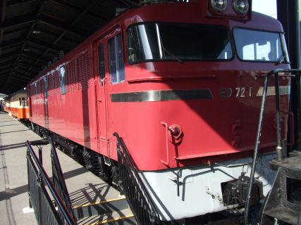 ED72型 1号