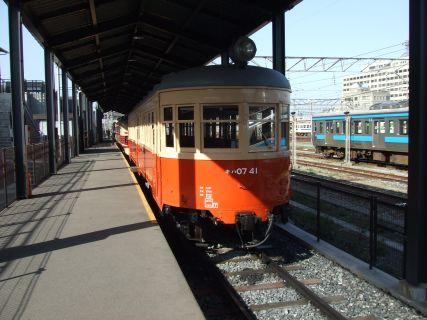 キハ07型 41号