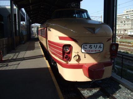 クハ481系 603号