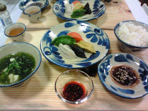 石垣島餃子定食